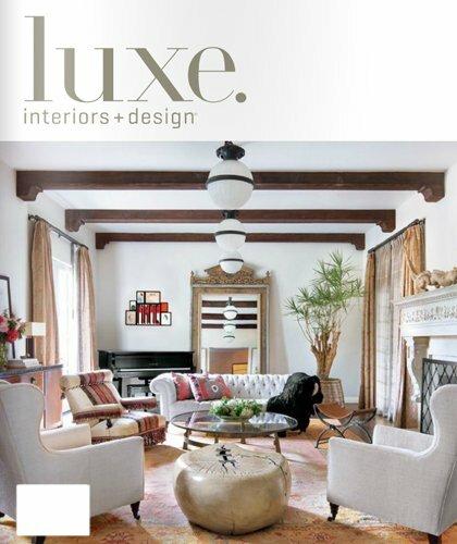 Molly Greene magazine ad design