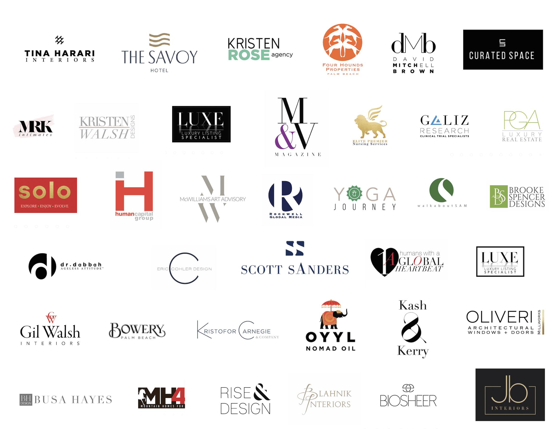 Molly Greene Logos
